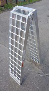 Алюминиевые аппарели, сходни, рампы. Производство, продажа, ремонт, аренда