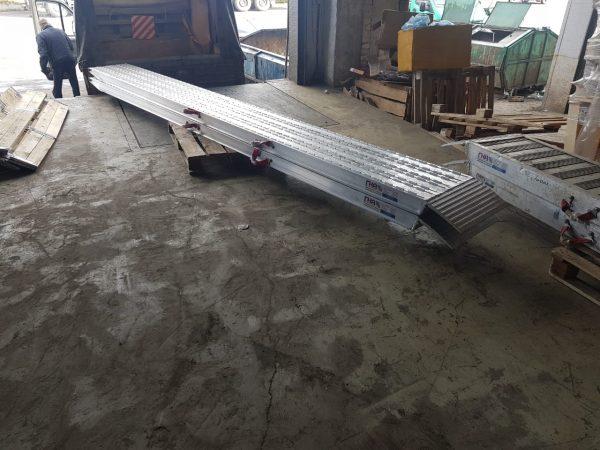 Аппарели GKA 350.48 до 11 тонн