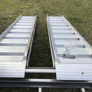 Аппарели GKA 148.30 до 7,2 тонн