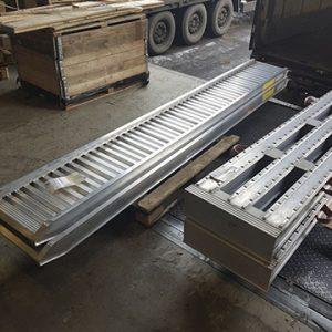 Аппарели GKA 168.30 до 10 тонн