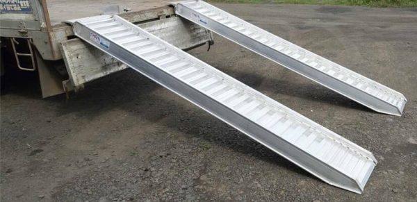 Аппарели GKA 140.25 до 7,1 тонн